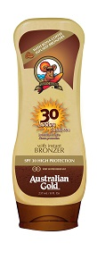 This is the sunscreen I found - a good SPF and a bronzer!