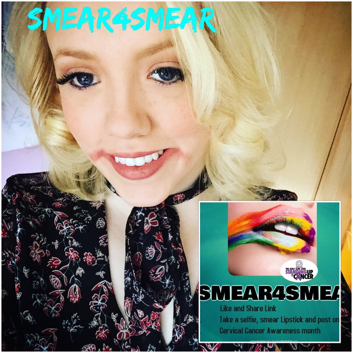 Smear 4 Smear – My First Smear Test
